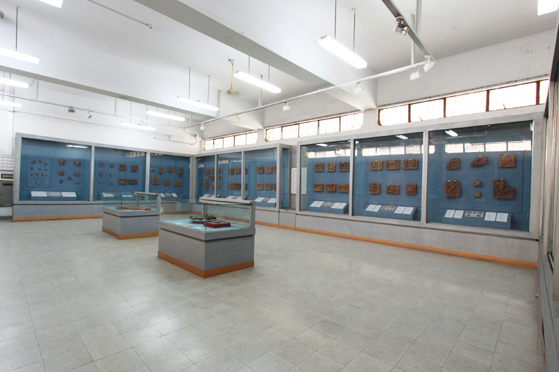 Gallery No-16. Archaeological Artifacts