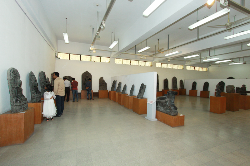 Gallery No-18. Sculpture