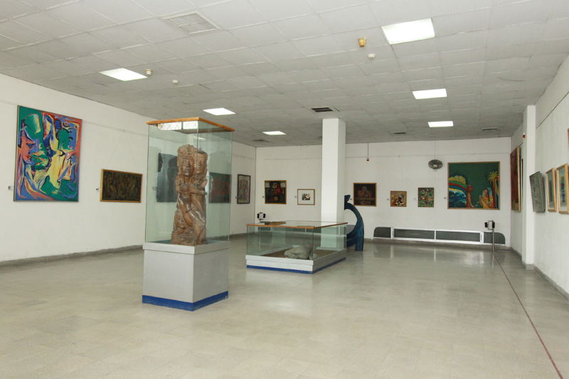 Gallery No-34. Contemporary Arta-1